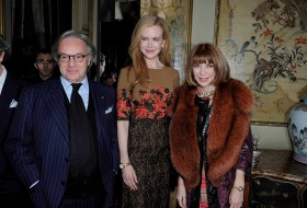 Tod's party in Paris