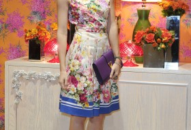 Blumarine home collection 2012, the event.