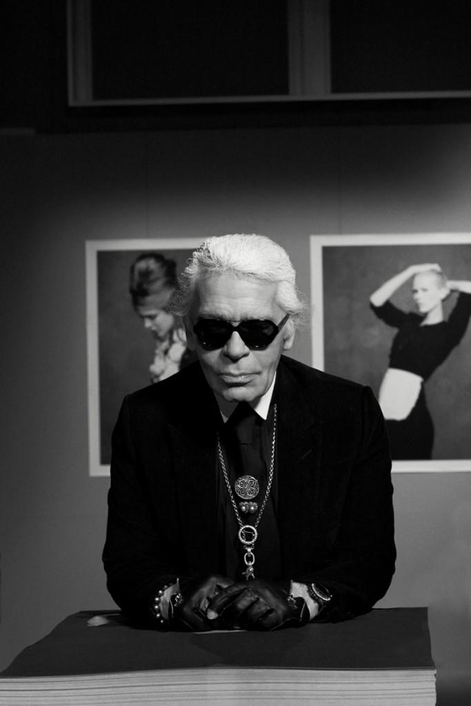 His Name Is Karl Kaiser Karl Lagerfeld Affashionate Com