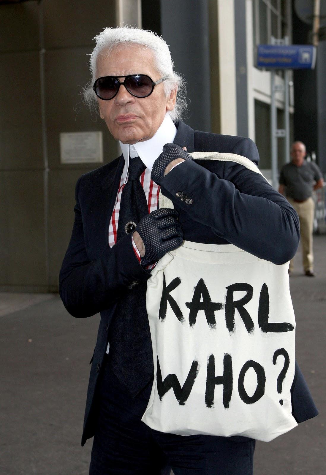 His name is karl kaiser karl lagerfeld affashionate com for Karl lagerfeld fotografo