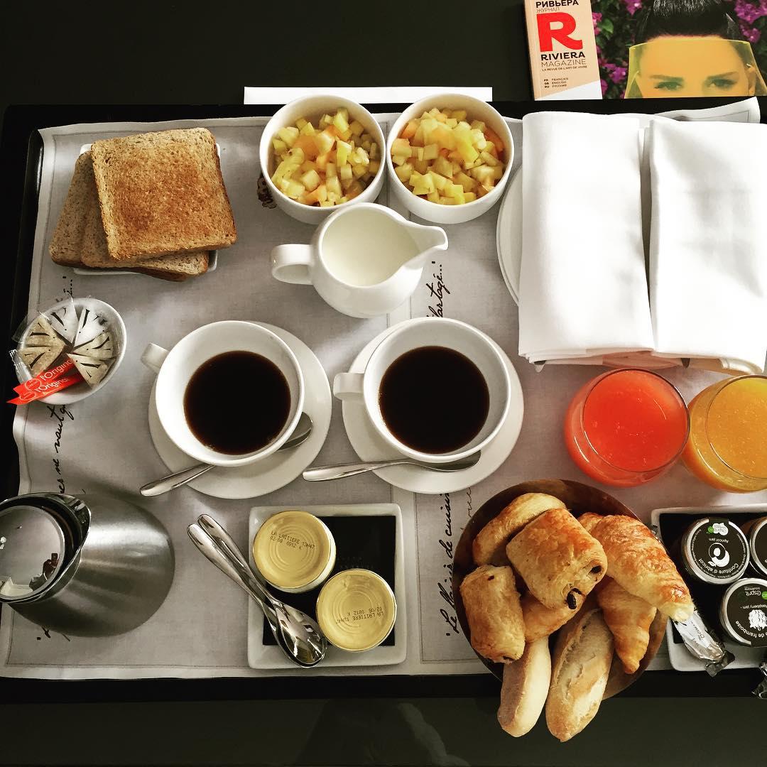 morning! goodmorning breakfast food foodporn coffee painauchocolat colazione thatsoaffashionate