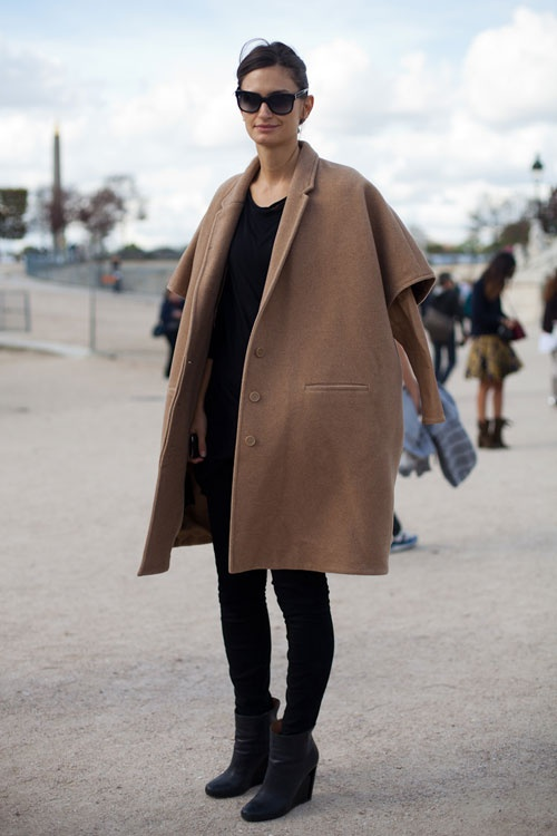 The Camel Coat: Winter Must-have.