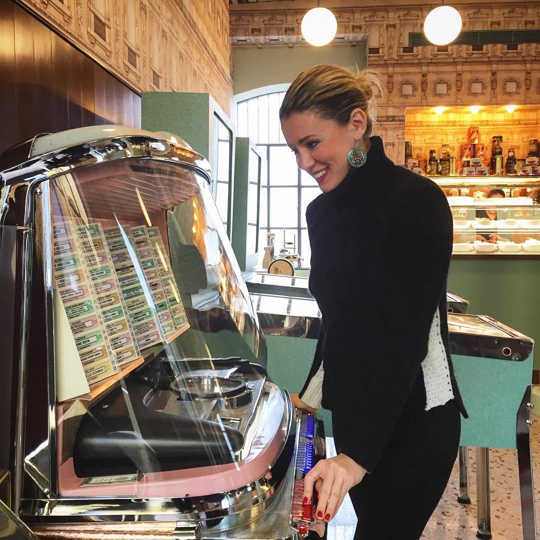 Amarcord  barluce elenabarolo jukebox fondazioneprada milano