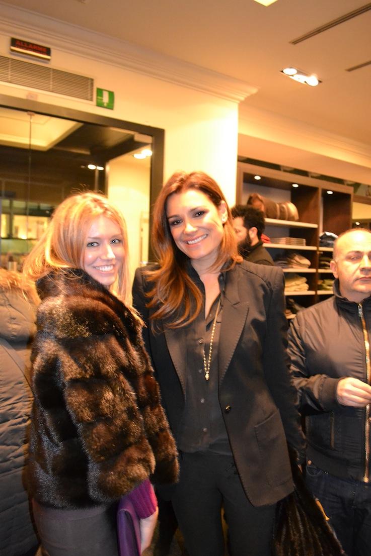 me and alena seredova