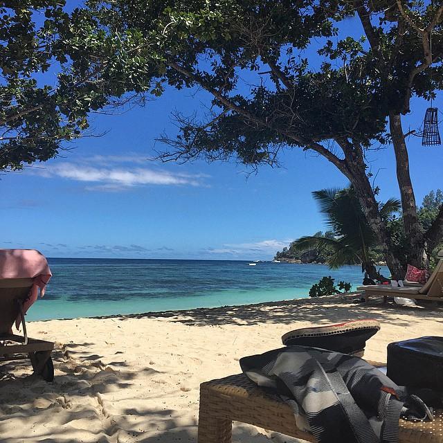 Bye bye Seychelles, I'm gonna miss you! #Seychelles #sea #beach…