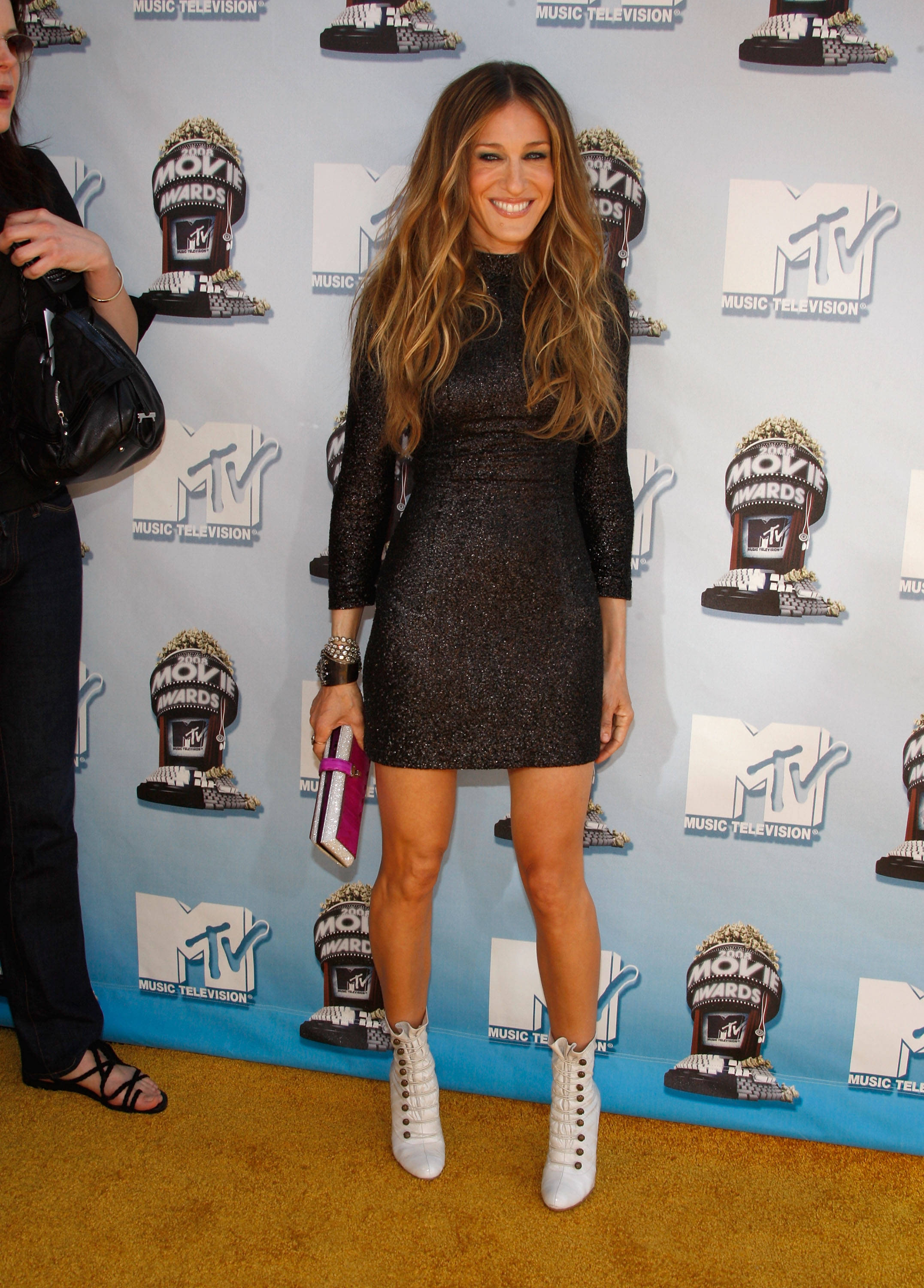 17th Annual MTV Movie Awards - Arrivals