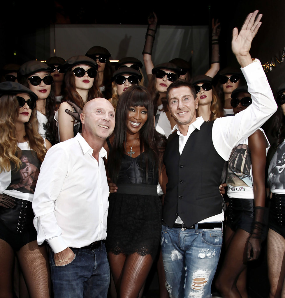 Dolce&Gabbana, The Wonderful Duo.