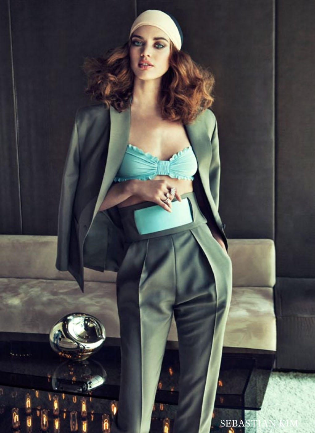 January 2013 Harper Bazaar UK ph Sebastian Kim stylist Melanie Huynh model Rianne ten Haken Women Management NYC 4