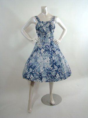 Shrimpton Couture_ 50s dress