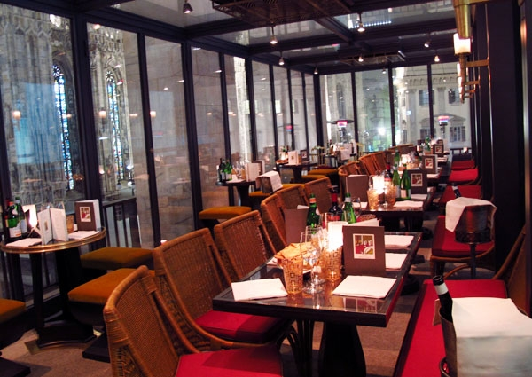 Best restaurants in Milan. | AFFASHIONATE.COM