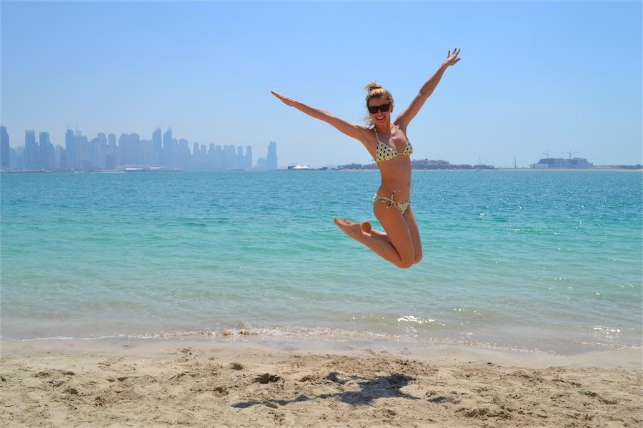 I 39 m in dubai beach affashionate com for Gucci hotel dubai