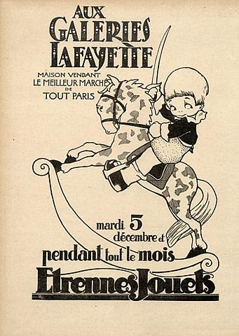 37053-galeries-lafayette-department-store-1922-rocking-horse-toys-hprints-com