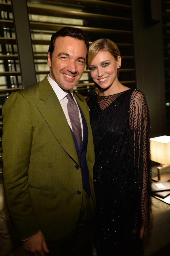 Alessandro Martorana ed Elena Barolo