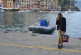 I found my love in Portofino...