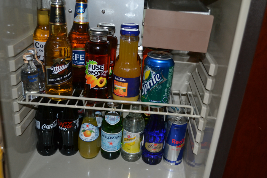 i'm always in love with frigo bar