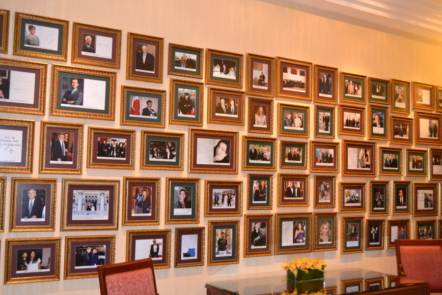 famous people who have been in the hotel