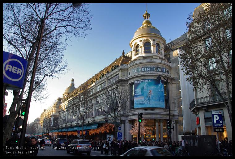 collection PARIS 2007