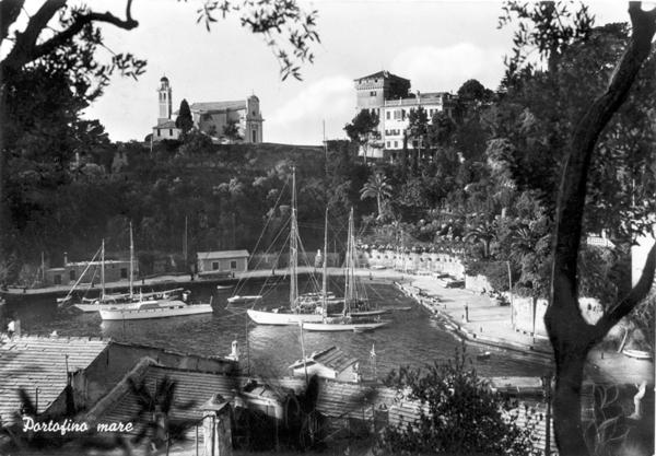 Portofino luglio 1953