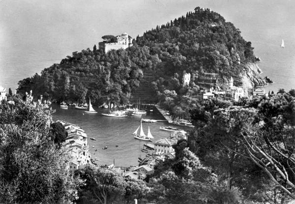 Portofino maggio 1953