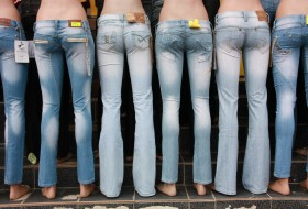 The jeans: choose your right cut!