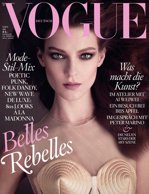 kati-nescher-stunning-portrait-vogue-germany-may-2013-cover
