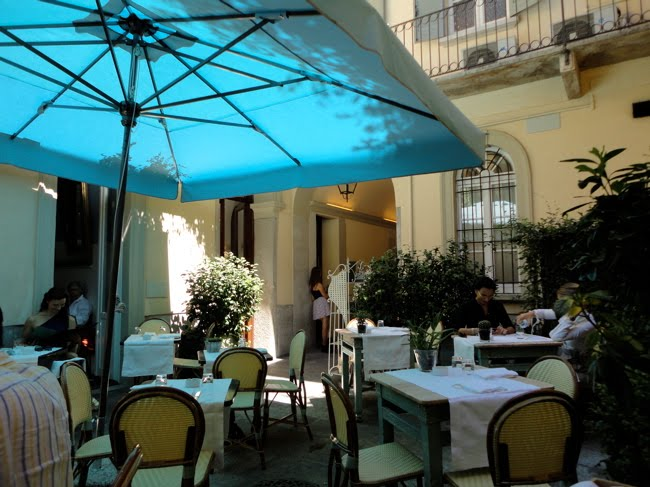best restaurants in milan affashionate com On il sambuco milano