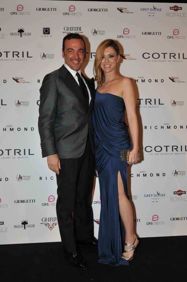 Alessandro Martorana e Elena Barolo