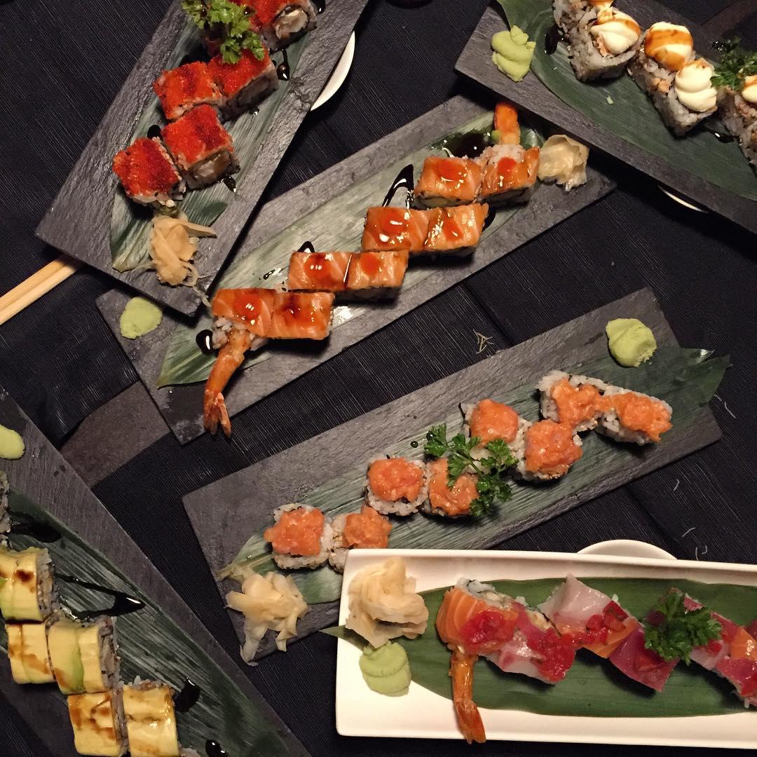 sushi fingersportocervo sardegna food foodporn travel foodblogger travelblogger thatsoaffashionate