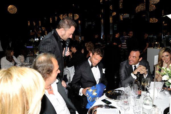 Claudio Marchisio e Francesco Facchinetti
