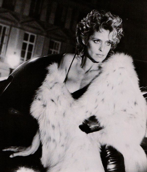 Farrah Fawcett Paris 1982