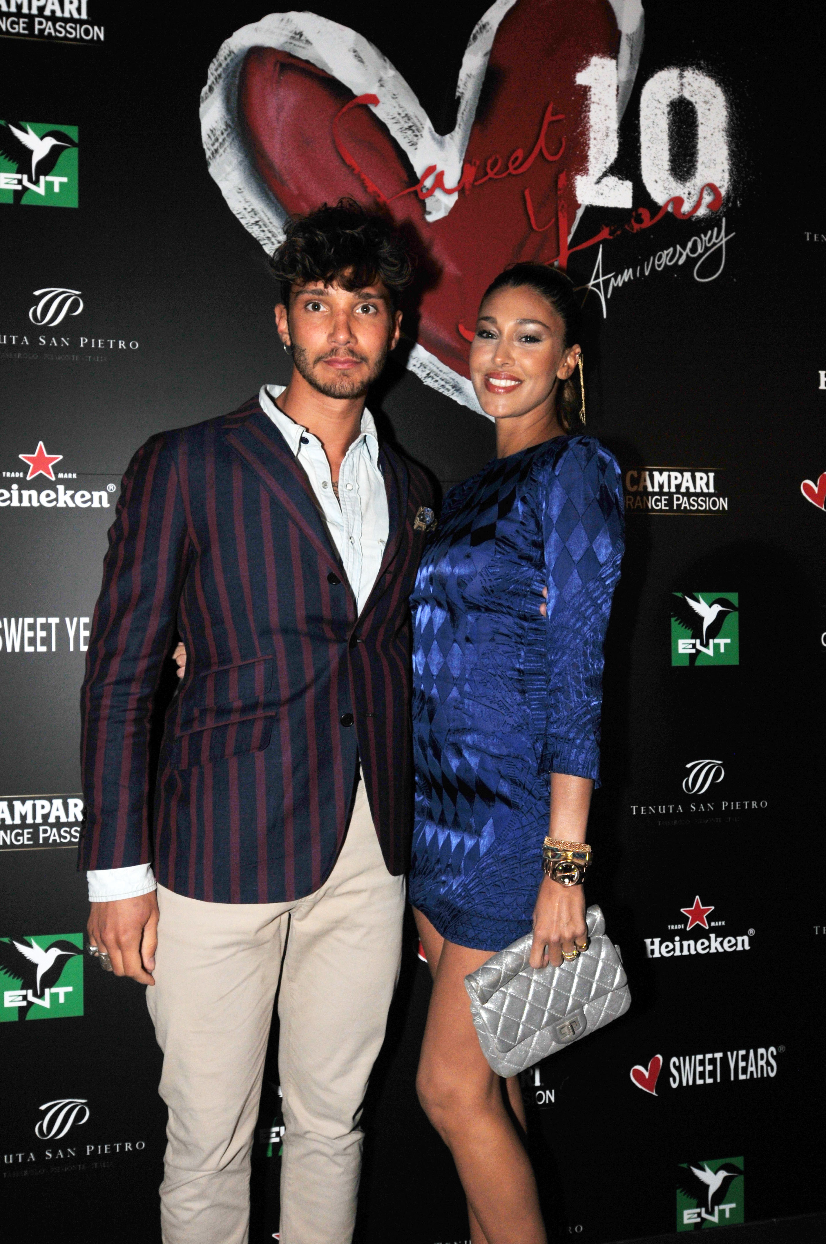 belen rodrigue e stefano demartino