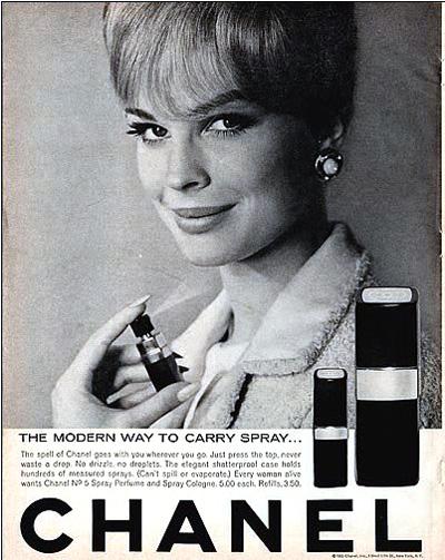 Candice Bergen 1967 Chanel