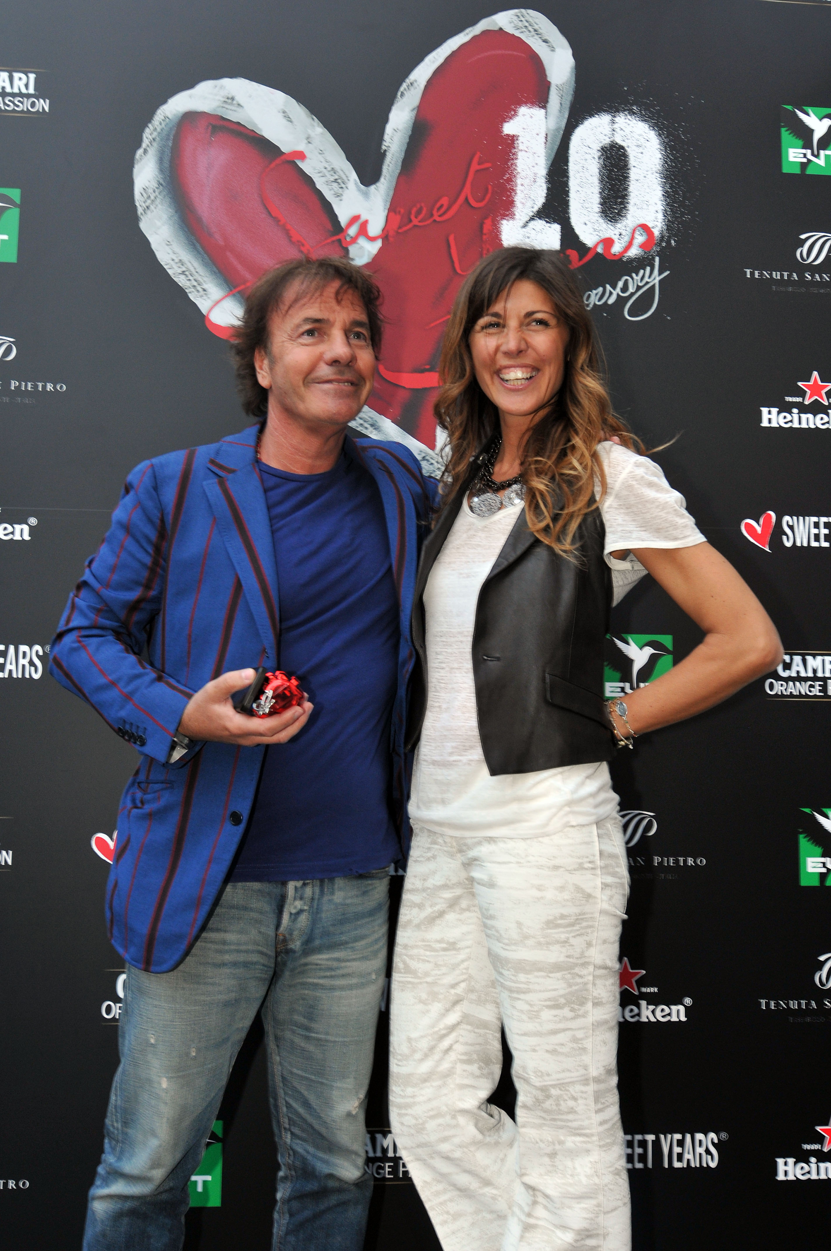 mauro russo and alessandra grillo