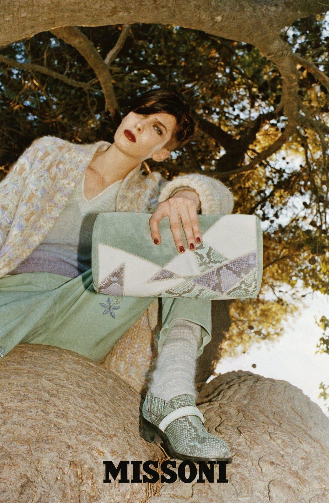 Missoni+fall+2011+campaign+photo+Juergen+Teller+model+Kristina+Salinovic+Women+Management+NYC+Blog