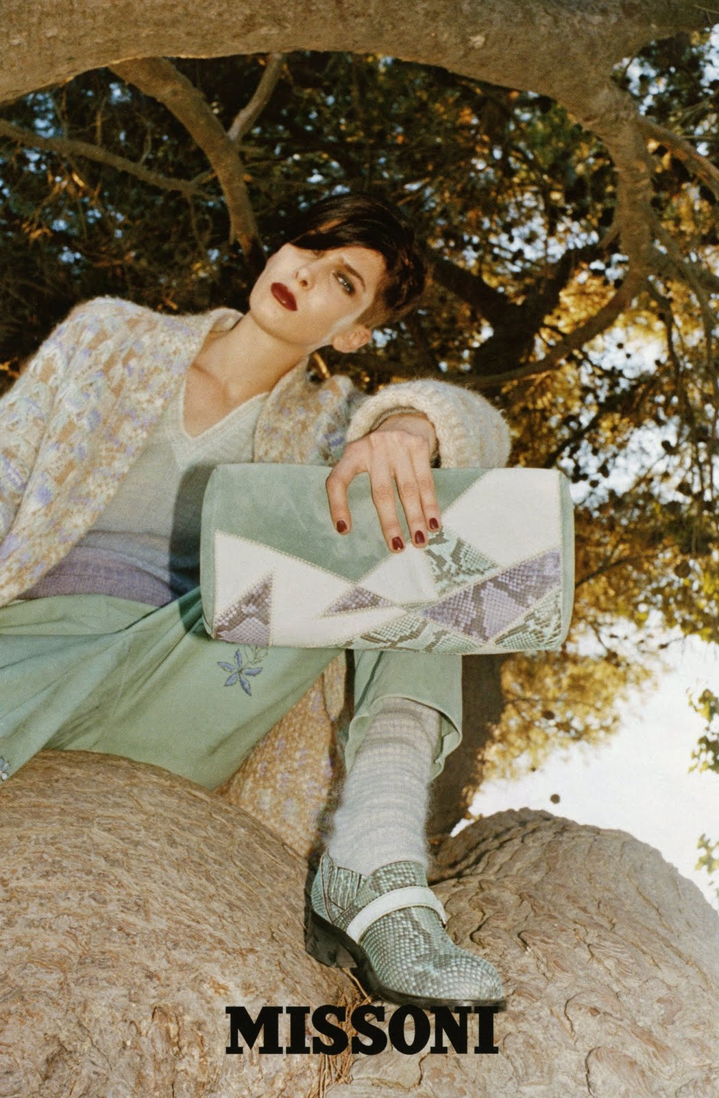 Missoni+fall+2011+campaign+photo+Juergen+Teller+model+Kristina+Salinovic+Women+Management+NYC+Blog