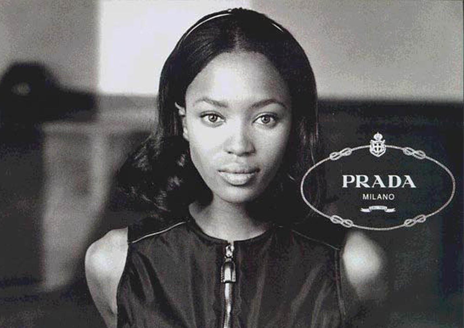 Naomi Campbell PRADA Fall 1994 1a