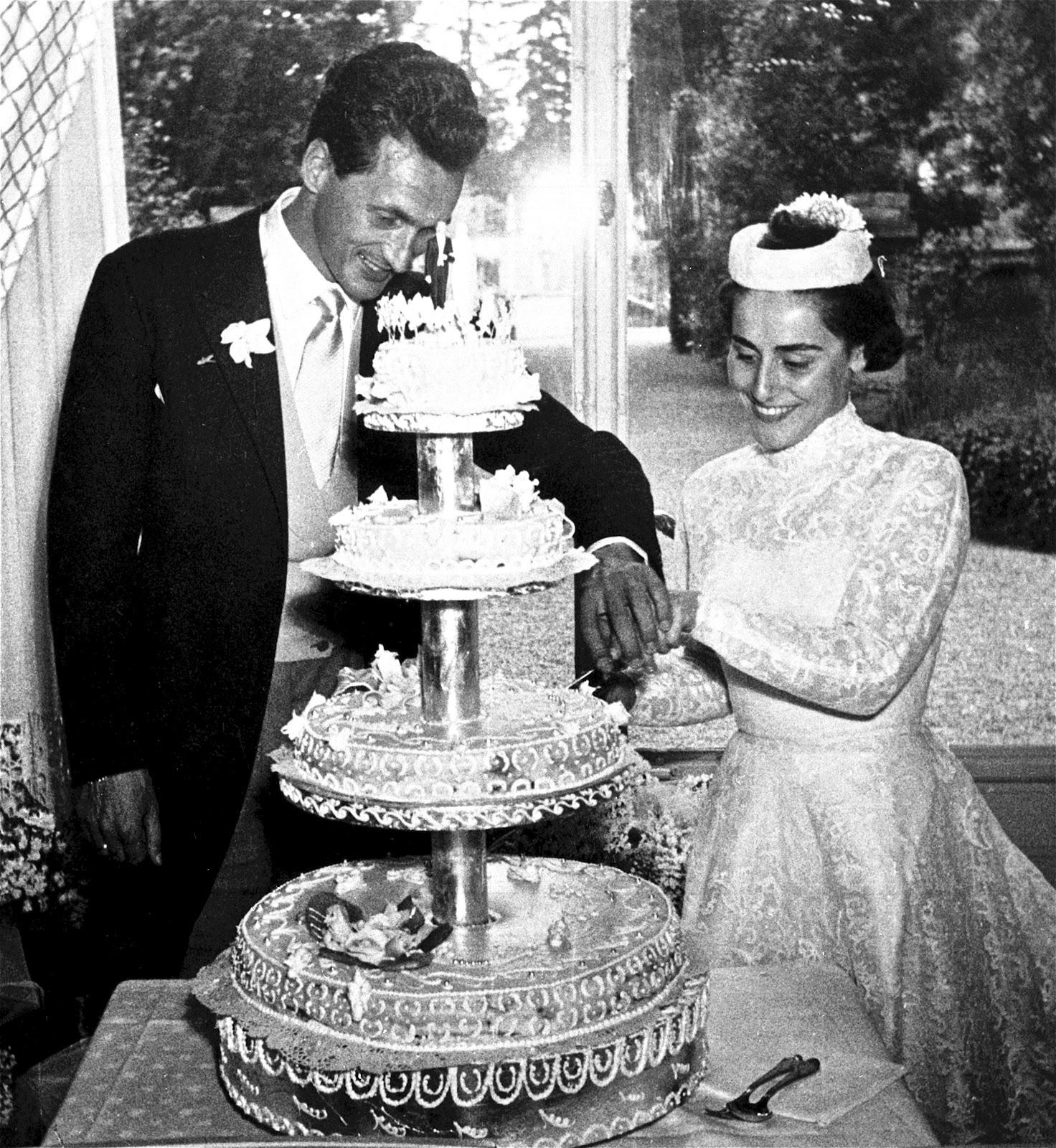 Ottavio+e+Rosita+Missoni,+18+aprile+1953