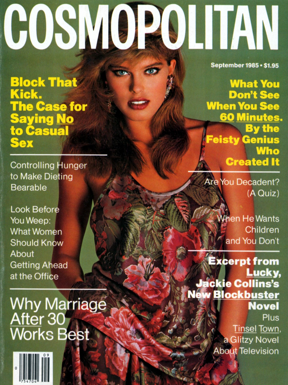 Renee Cosmo Sept 1985