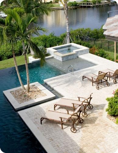 Let s have a swim affashionate com for Pool designs florida