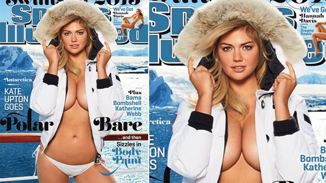 cover kate upton