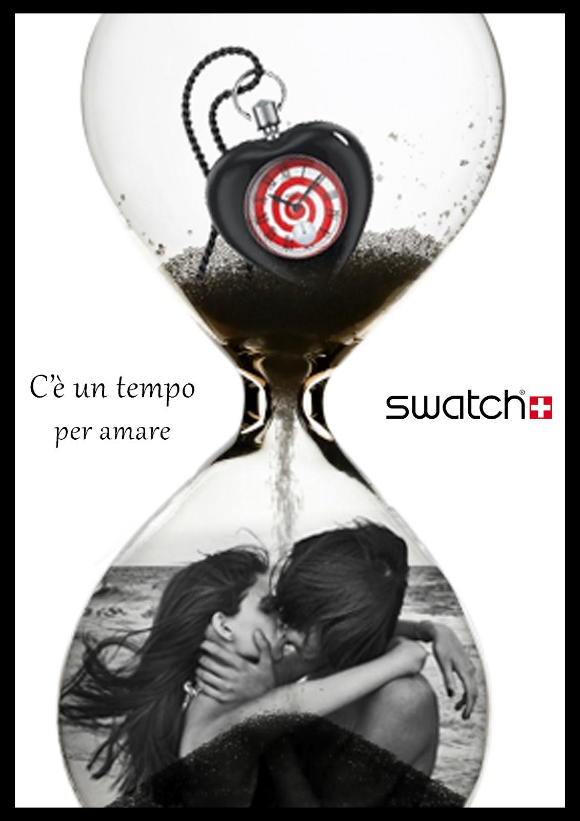 pubblicità+swatch