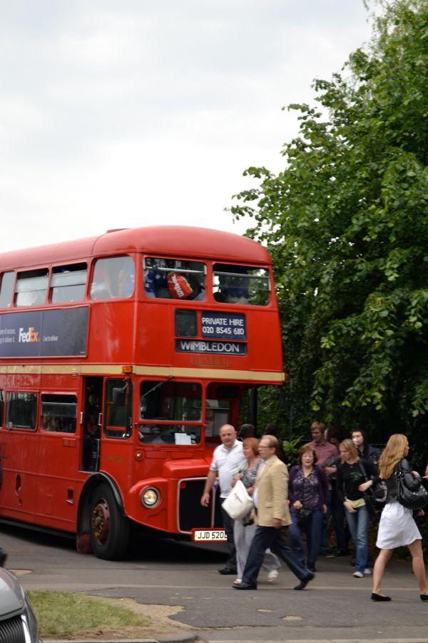 bus to wimbledon