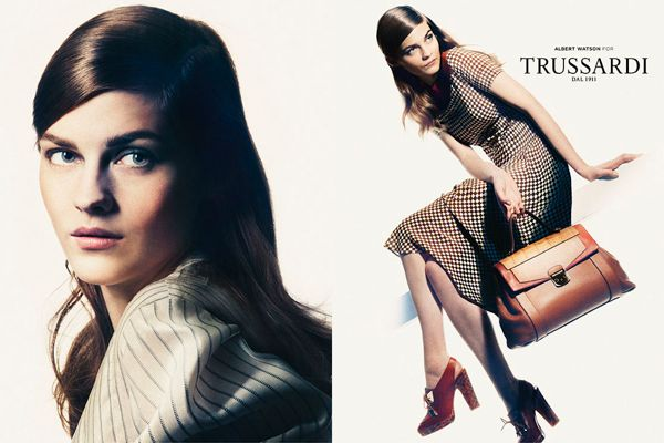 Amber+Anderson+&+Boyd+Holbrook+by+Albert+Watson+for+Trussardi+SS+2013+Ad+Campaign+5