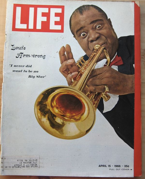 Louis Armstrong Research Paper