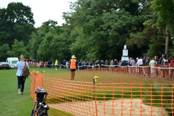 the queue to wimbledon