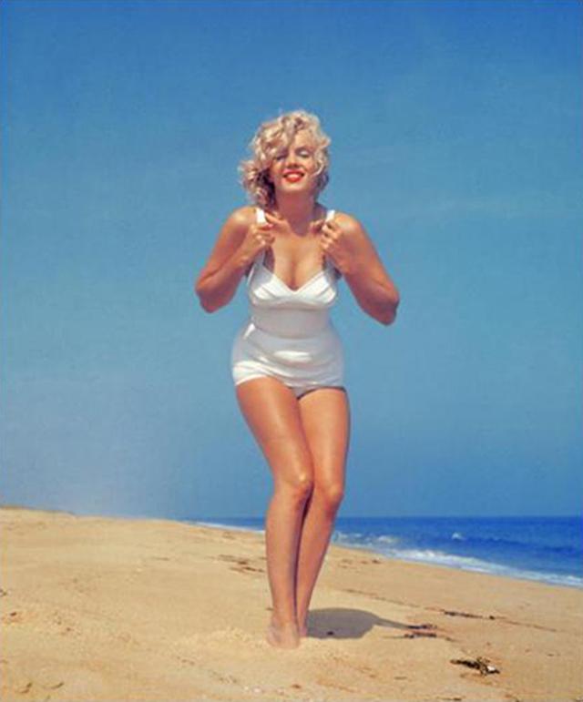 Marilyn-Monroe-bikini