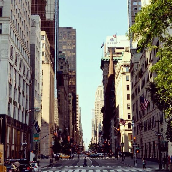 new york's street