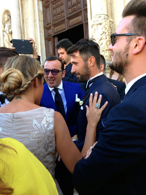 mirko vucinic,alessandro martorana and some friends