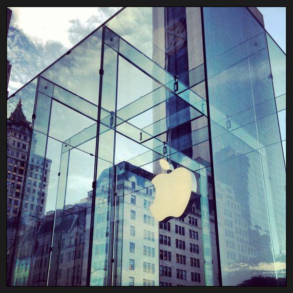 apple store in ny