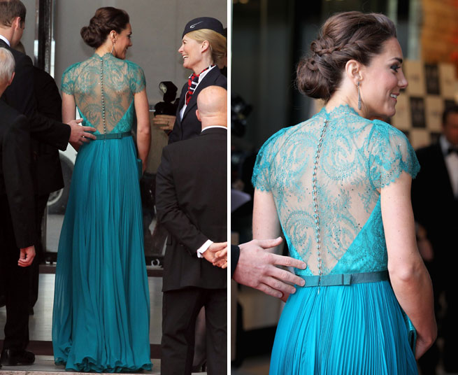 Kate-Middleton-Wears-Jenny-Packham-and-Jimmy-Choo-at-Olympic-Concert-main